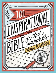 101 Inspirational Bible Word Searches