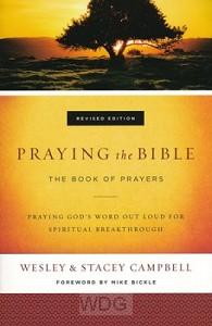 Praying The Bible - The Book of Prayers