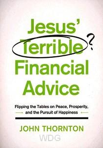 Jesus terible financial advice