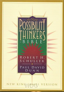 Possibility thinkers bible