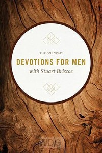 One Year Book /Devotions For Man
