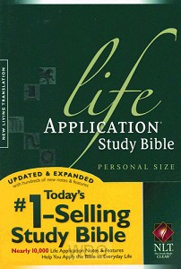 Life Application Study Bible - Personal