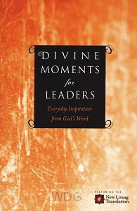 Divine Moments For Leaders
