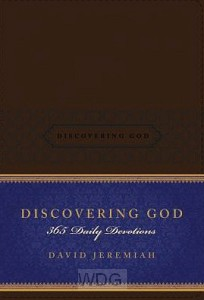 Discovering God: 365 Daily Devotions