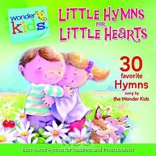 Little Hymns for Little Hearts (CD)