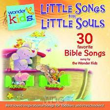 Little Songs for Little Souls (CD)