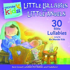 Little Lullabies for Little Angels (CD)