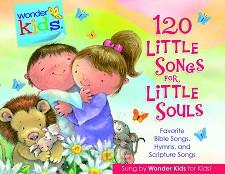 120 Little Songs for Little Souls (4er C