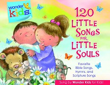 120 Little Songs for Little Souls (4er C