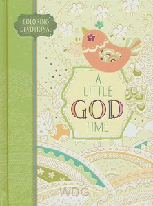 Devotional/journal little God time