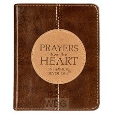 Prayers from the Heart - LuxLeather