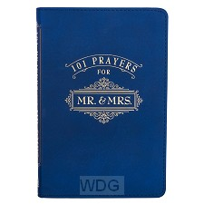 101 prayers for Mr & Mrs - R & J Teigen