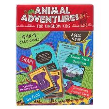 Animal game trivia