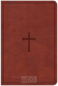 Compact Ultrathin Ref. Bible, Brown