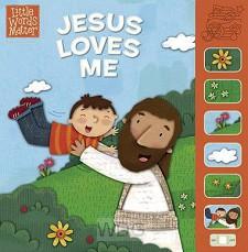 Jesus Loves Me Sound Book