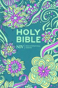 Pocket Bible - Floral