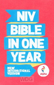 Alpha Bible In One Year