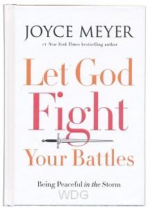 Let God fight your battle