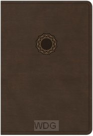 Deluxe Gift Bible - Brown