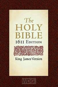 KJV Bible-1611 Edition