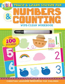 Numbers and Counting: Trace and Learn St