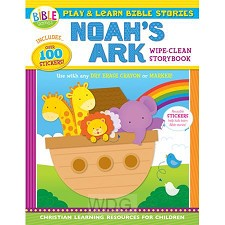 Noah's Ark:Play and Learn Bible Stories
