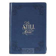 Be still and know - Ps 46:10