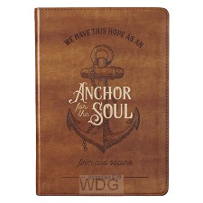Anchor for the Soul - 336 lined pages