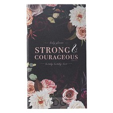2022 Strong and Courageous - Joshua 1:9