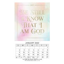 2022 Be Still - Psalm 46:10