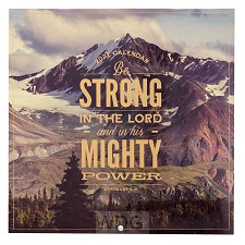 2022 Be Strong In The LORD - Eph 6:10