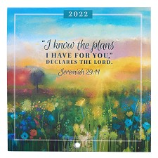 2022 I Know The Plans - Jeremiah 29:11