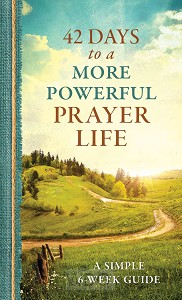 42 Days to a more powerful prayer life