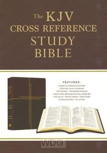 KJV Cross Ref. Study Bible (compact)