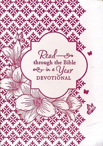 Read thr. the Bible in a year devotional
