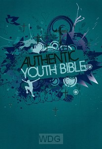 Authentic Youth Bible -Teal