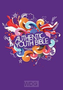Authentic Youth Bible -Purple