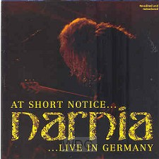 At Short Notice...Live In Germany (CD)