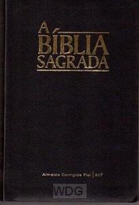 Portugese bible LP ACF 2011