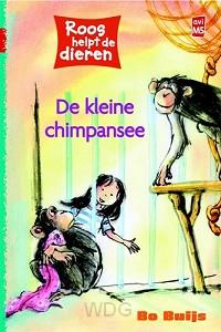 Kleine chimpansee