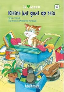 Kleine kat gaat op reis