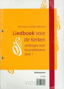 Liedboek voor de kerken 1 muziek