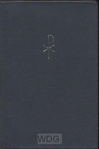 Liedboek 5525 olijfgroen