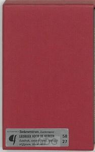Liedboek 5827 olijfgroen dundruk