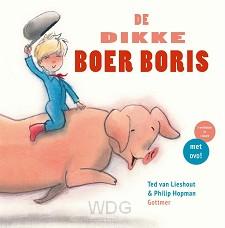 Dikke Boer Boris + DVD