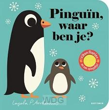 Pinguïn waar ben je