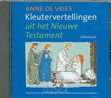 Kleutervertellingen nieuwe testament cd