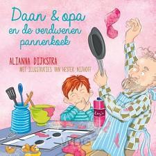 Daan en opa en de verdwenen pannenkoek