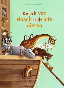 Ark van Noach redt alle dieren