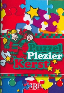 Puzzelplezier kerst